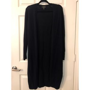 Charter Club 100% Cashmere Long Cardigan